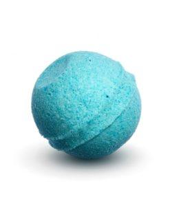 Hlboký nádych kúpeľová guľa - prírodná kozmetika - uvoľňuje boľavé a opuchnuté nohy a pomáha zmierniť reumatické problémy. Prírodná kozmetika bez chémie
