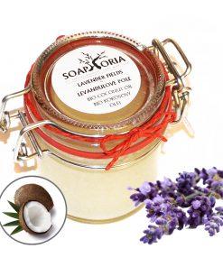 kokosový olej Levanduľové pole, bio kozmetika na vrásky, prírodné telové oleje, prírodná kozmetika na vrásky