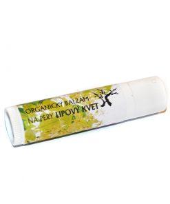Lipa prírodný balzam na pery. Prírodná kozmetika na tvár, BIO kozmetika