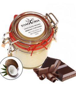 Kokosový olej Nebeská čokoláda, BIO kozmetika na vrásky, prírodné telové oleje, prírodná kozmetika, BIO kozmetika