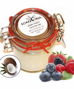 kokosový olej Ovocný sad, prírodné telové oleje, BIO kozmetika na vrásky, prírodná kozmetika proti vráskam