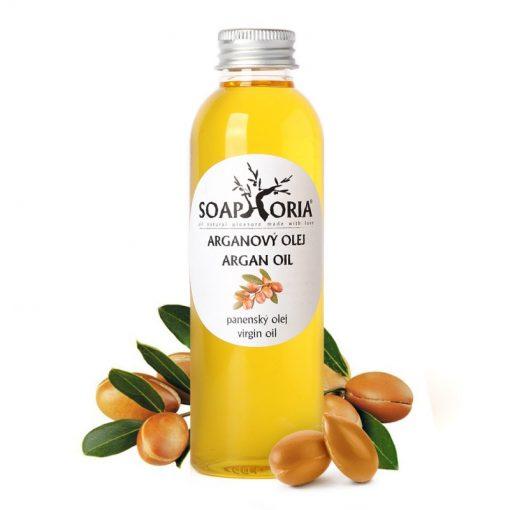 Arganový olej - prírodná kozmetika proti vráskam s výrazným účinkom na redukciu vrások