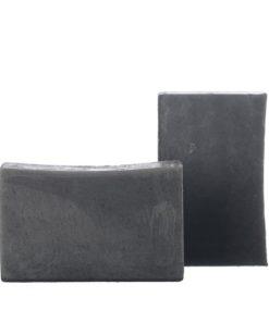 CARBONE čistiace Čierne mydlo aktívne uhlie pre problematickú pleť, najmä akné, na ekzémy a lupienku. Prírodná kozmetika na akné, ekzémy a lupienku, bez sulfátov