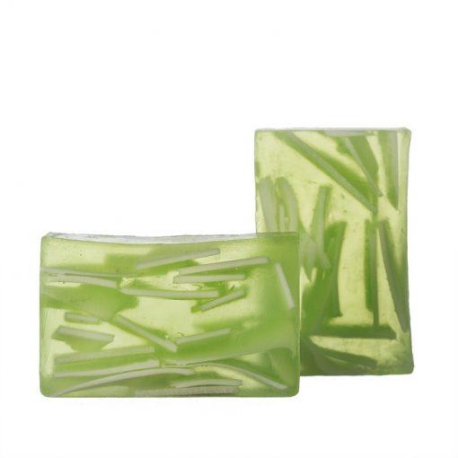 Mydlo Čistá aloe vera - prírodné mydlo Soaphoria, organické mydlo na tvár i celé telo, pri akné, popáleninách a odreninách.
