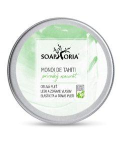 Olej Monoi de Tahiti, proti vráskam, navracia jas suchej pokožke a vlasom. Organická, prírodná pleťová kozmetika, s exotickou vôňou, zjemňuje a chráni pleť