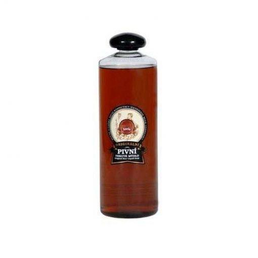 Originálne pivné tekuté mydlo 1 liter krásne bylinkovo vonia. Vhodné najmä pre suchú pokožku, ktorá má sklon sa olupovať. Prírodná kozmetika na umývanie rúk
