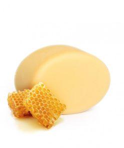 Tuhý telový krém Medová tehlička - prírodná kozmetika na telo s pravým medom
