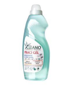 Eko prací gel žiarivo biele prádlo, EKO drogéria pre citlivú pokožku je určený na pranie v práčke a ručné pranie, Vhodný pre septiky, nevyvoláva alergické reakcie