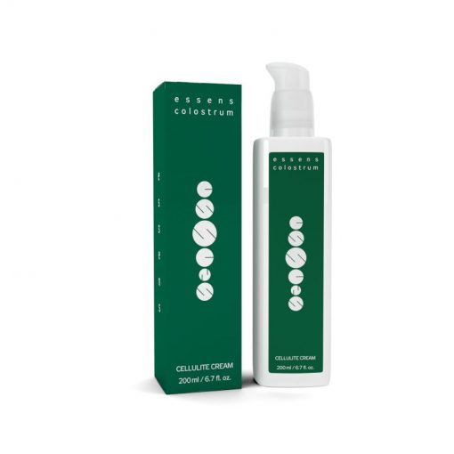 Krém proti celulitíde Colostrum - prírodná kozmetika a BIO kozmetika v boji proti celulitíde