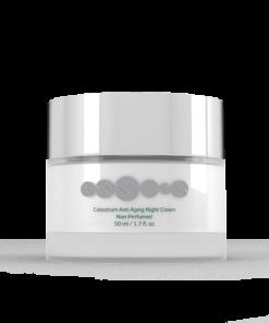 """Nočný výživný krém Colostrum + je BIO prírodná kozmetika proti vráskam pre ženy ale i mužov od veku 30+. Nová receptúra bezo zbytku spĺňa klasifikáciu """"BIO produkt""""."""