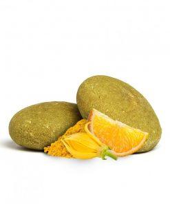 Tuhý šampón NutriShamp suché vlasy, prírodné mydlo na suché vlasy a poškodené vlasy. Obsahuje makadamiový, jojobový, olivový a kokosový olej, bambucké maslo