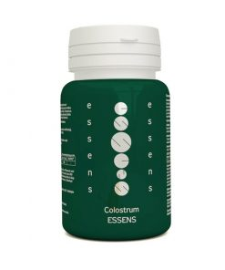 Colostrum prírodný výživový doplnok obsahuje bovinné colostrum. Bovinné colostrum (mledzivo) je prvé mlieko po pôrode kravičky. Prírodný výživový doplnok