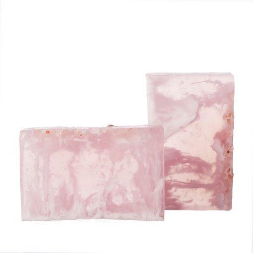 Prírodné mydlo Himalay je prírodné mydlo s himalájskou soľou a lufou, pôsobí pozitívne na strie, s vôňou čistoty. Prírodná kozmetika na telo a tvár