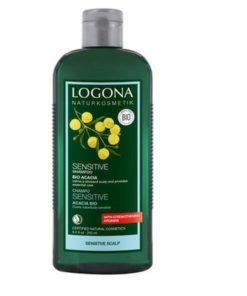 BIO šampón Akácia Sensitive, šampon bez chémie, parabénov a sulfátov, špeciálne vyvinutý na citlivú, podráždenú a suchú pokožku hlavy. Bio vlasová kozmetika