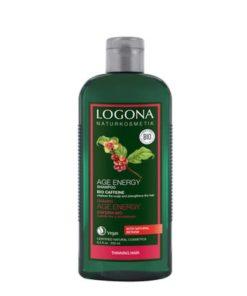 BIO šampón kofeín jemné riedke vlasy. Proti vypadávaniu vlasov