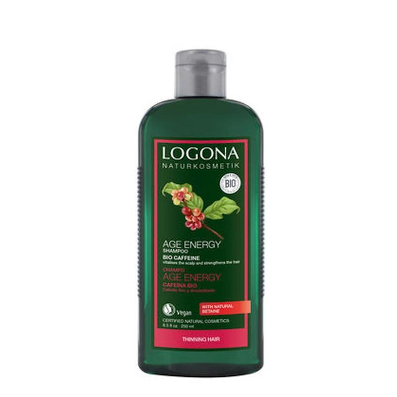 BIO šampón kofeín jemné riedke vlasy. Proti vypadávaniu vlasov 8c230012cbb