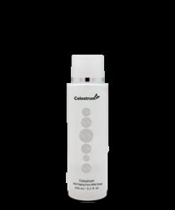 Hyaluron pleťové tonikum Colostrum + je prírodná kozmetika proti vráskam pre ženy ale i mužov od veku 30+ Pleťové tonikum s colostrom, extraktom zo zeleného čaju, kyselinou hyaluronovou a patentovanou látkou Fucogel®1000 je určené na každodenné čistenie pleti, je vhodné pre všetky typy pleti a všetky vekové kategórie, najvyššie benefity ponúka vekovej skupine 30+.
