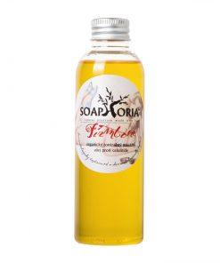 Firmtone organický tonizačný masážny olej proti celulitíde