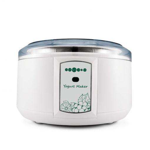 Jogurtovač na prípravu domácich probiotických jogurtov, vyznačuje mimoriadne jednoduchou obsluhou bez nutnosti akéhokoľvek nastavovania, ovládania alebo