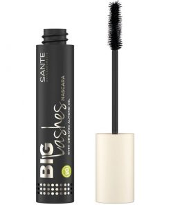 Maskara 01 čierna Big catwalk lashes, intenzívna čierna aj pre citlivé oči, dodá riasam jedinečný objem. Vhodná i pri používaní kontaktných šošoviek.