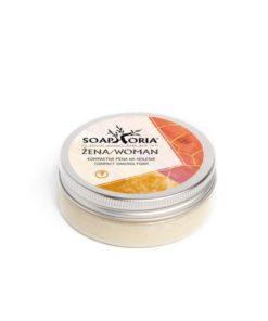 Pena na holenie Žena - organická prírodná kozmetika pre ženy na holenie