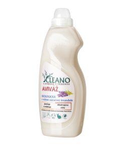 EKO aviváž Zázračná levanduľa - pre jemnú bielizeň, jednoduché žehlenie, neodolateľnú vôňu a ZDRAVÚ POKOŽKU. Jemná vôňa levandule, nevtieravá a zvodná
