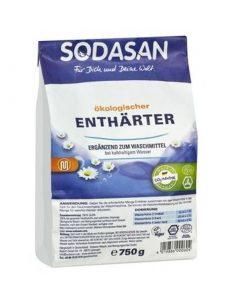 Ekologický zmäkčovač vody - eko drogéria. Zvyšuje účinnosť pracieho prostriedku pri praní v tvrdej vode.