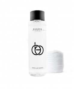 Micelárna voda Essens 400ml s aloe vera a panthenolom jemne a účinne pleť vyčistí a hydratuje. Má protizápalové, regeneračné a upokojujúce účinky