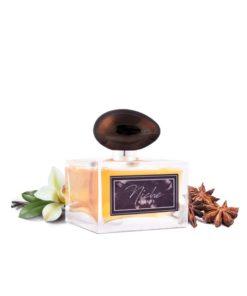 Parfum Niche Brown Graphite - unisex. Parfém pre ženy i mužov. Garantujeme obsah 20 % vonných esencií (éterických olejov) bez toxických látok