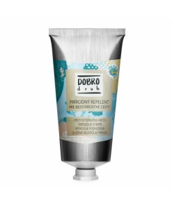 DOBROdruh - prírodný repelent pre celú rodinu. Prírodná kozmetika bez chémie. Vhodné balenie do lietadla. Proti dotieravému hmyzu