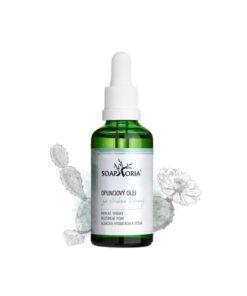 Opunciový olej - prírodný botox, biokozmetika proti vráskam 30+, na kruhy pod očami, vyhladenie jemných mimických vrások, upokojuje pleť
