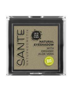 Očné tiene MONO 04 Tawny Taupe - 100% bio prírodná dekoratívna kozmetika. Vhodný aj pri používaní kontaktných šošoviek. Použitie na mokro i na sucho