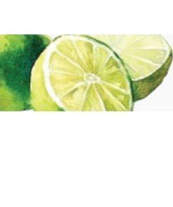 100% prírodný krémový deodorant Lime, Grep, Biely íl, účinný antiperpirant, vegánsky, bez hliníkových solí a parabénov. Deodorant bez hliníka