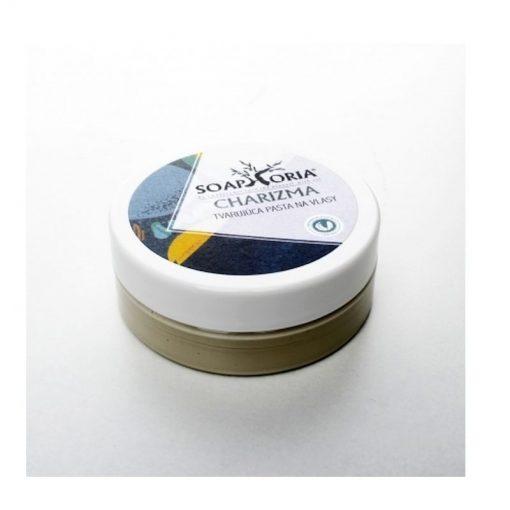 Tvarujúca pasta na vlasy na jednoduché tvarovanie vlasov s prirodzeným finišom. Husté krémové zloženie na báze vyživujúcich a zvláčňujúcich zložiek