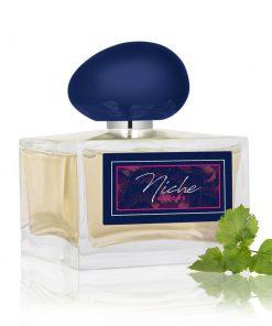 Parfem Niche ROYAL BLUE - unisex vôňa pre ženu i muža. Garantujeme obsah 20 % vonných esencií (éterických olejov). Luxusný parfém, zeleno- drevitý