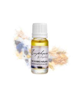 Pre Dobrú náladu aromaterapeutická zmes prírodných silíc. Potláča bolesti hlavy, migrénu, zmierňuje strach, hystériu, depresiu, nespavosť