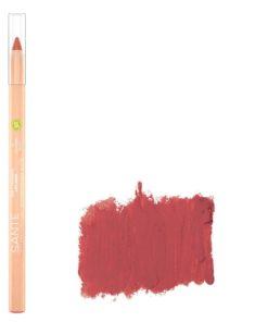 BIO ceruzka na pery 02 Summer Berry SANTE - 100% čisto BIO prírodná dekoratívna kozmetika s vyživujúcimi olejmi a s obsahom BIO bambuckého masla.