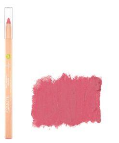 BIO ceruzka na pery 03 Playful Rose SANTE - 100% čisto BIO prírodná dekoratívna kozmetika s vyživujúcimi olejmi a s obsahom BIO bambuckého masla.