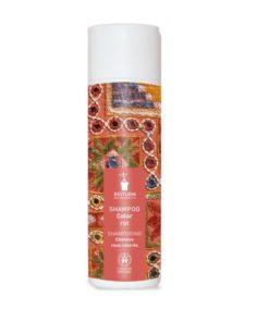 Bio šampón BIOTURM farbené červené vlasy, pre vlasy s červeným odleskom. Bez chémie, silikonov. VEGAN. 100% čistá biokozmetika na vlasy