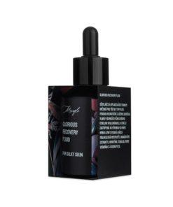 Pleťové tonikum - Glorious Recovery Fluid, 100% čisto prírodná pleťová kozmetika zo Slovenska. Kyselina hyalurónová 5% zastúpená v dvoch formách.