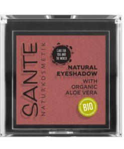 Očné tiene MONO 02 Sunburst Copper - 100% bio prírodná dekoratívna kozmetika. Vhodný aj pri používaní kontaktných šošoviek. Použitie na mokro i na sucho