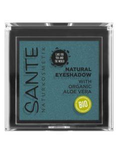BIO Očné tiene MONO 03 Nightsky Navy - 100% bio prírodná dekoratívna kozmetika. Vhodný aj pri používaní kontaktných šošoviek. Použitie na mokro i na sucho