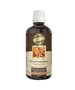 Rakytník tinkúra liehové kvapky - imunita, nervové vyčerpanie, antioxidant. Podporuje normálnu funkciu imunitného, kardiovaskulárneho systému