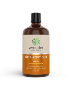 Trezalkový olej na popáleniny od slnka, bradavky pri kojení, ekzémy. Olej možno použiť aj na drobné kožné prasklinky. Známy ako Ľubovník