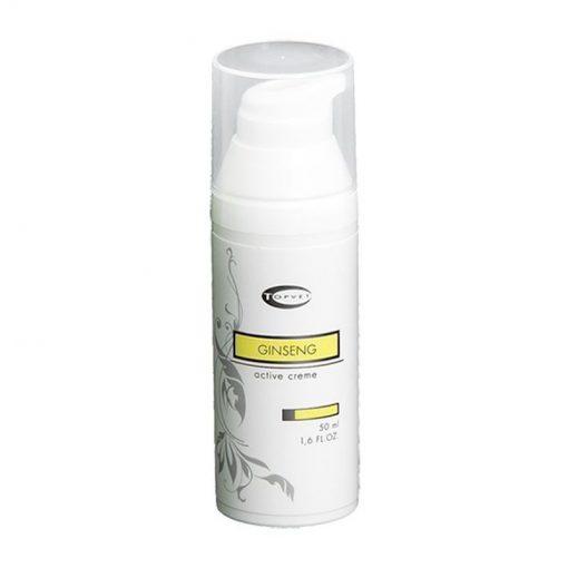 Activ creme Ginseng na vrásky, regeneráciu, pigmentové fľaky