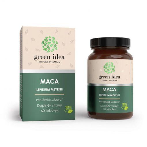 MACA tobolky Peruánska viagra - impotencia, frigidita, únava, tiež ako zdroj fytoestrogenu pri menopauze. 100% prírodný výživový doplnok