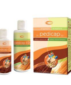 PEDICAP sada šampón + olej na vši u detí aj preventívne